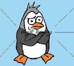 Pingvin gobelin